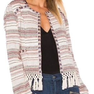 Tularosa Santa Fe cropped jacket. Like new!